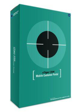 vTiger CRM Mobile Customer Portal